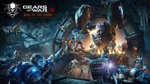 Rise of the Horde será la actualización gratuita más grande de Gears of War 4 y esto es lo que traerá