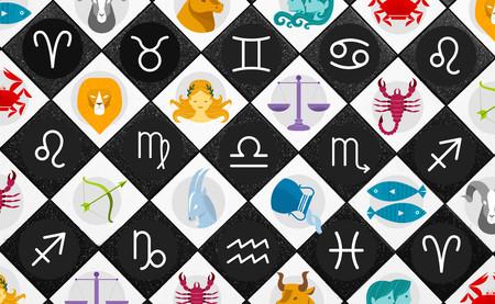 He pasado una semana consultando los horóscopos de todos los medios. Esta locura me he encontrado