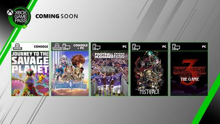 Journey to the Savage Planet y Football Manager 2020 entre los próximos juegos que se unirán a Xbox Game Pass en abril