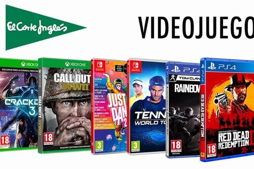 Ni un minuto de aburrimiento con estos videojuegos en oferta en El Corte Inglés: GTA V, Red Dead Redemption 2, Call of Duty, Final Fantasy y más a precios de risa