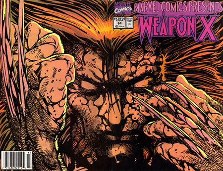 arma-x lobezno logan panini barry windsor