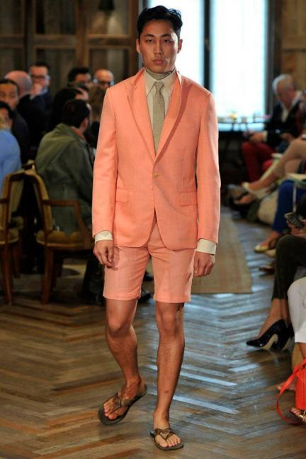 London Collections Men Primavera 2013