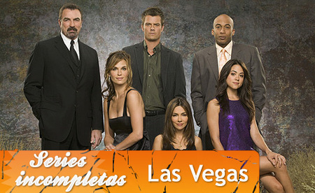 'Las Vegas', series inacabadas