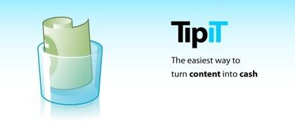 TipIT, nuevo sistema de donaciones para sitios web