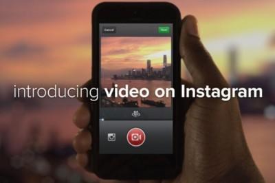 Los vídeos en Instagram: ¿los futuros vídeo anuncios en Facebook?