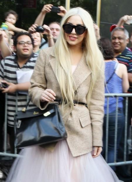 Una buena idea de Lady Gaga... ¡sorpresa!