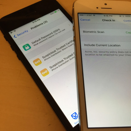 Ex jailbreakers crean su propia empresa para ofrecer un producto que blinda iOS