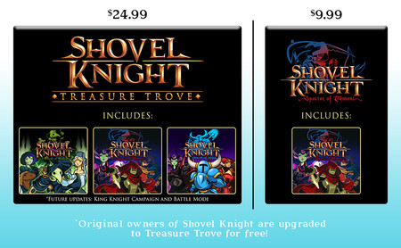 Shovel Knight Specter Of Torment Oferta