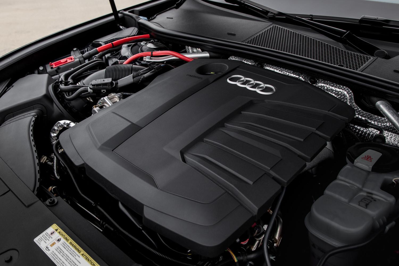 Foto de Audi A6 2018, toma de contacto (39/118)