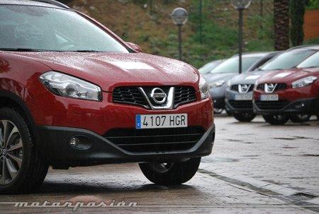 Nissan Qashqai 1.6 dCi Stop&Start y Juke Shiro, ya a la venta