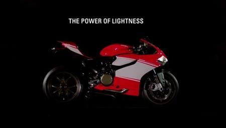 Ducati 1199 Panigale Superleggera: el poder de la ligereza