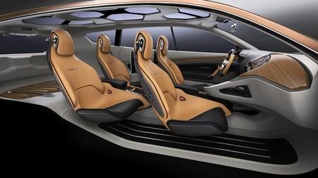 Interior Kia Cross GT contept