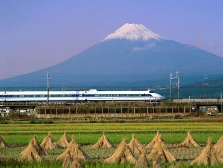 Cómo se limpia el tren bala japonés en sólo 7 minutos