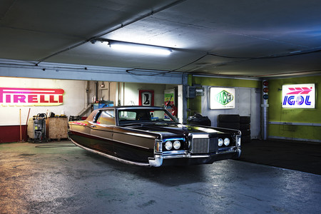 Renaud Marion Lincoln Continental Town Coupé 1975
