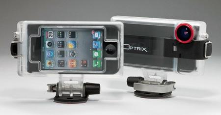 Optrix XD Sport, blindaje a prueba de aventuras para tu iPhone