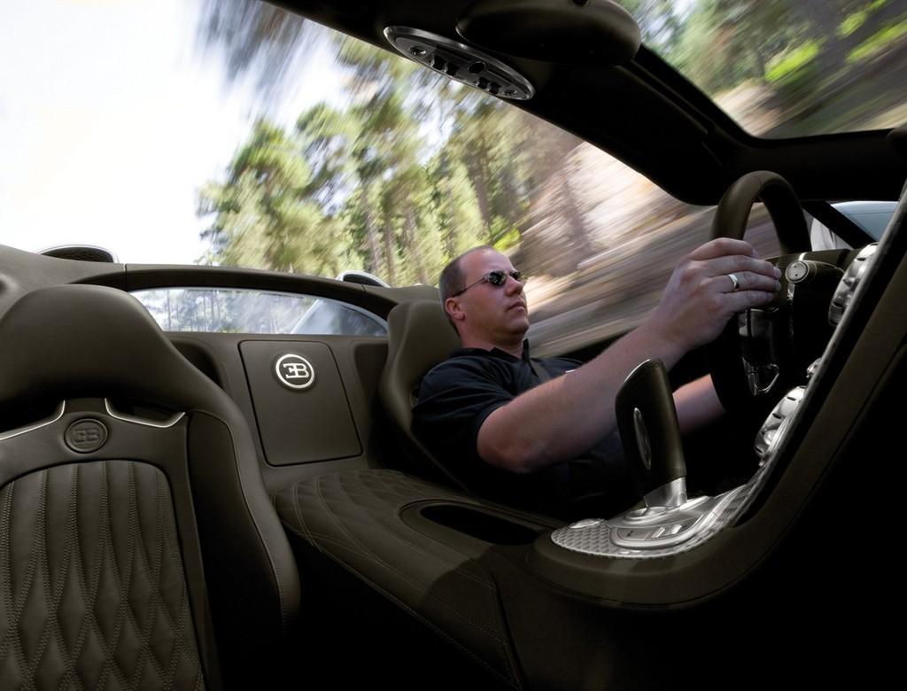Foto de Bugatti Veyron Grand Sport (15/29)