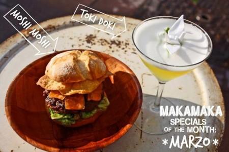 Makamaka, las hamburguesas con más buen rollo (y sabor) de Barcelona