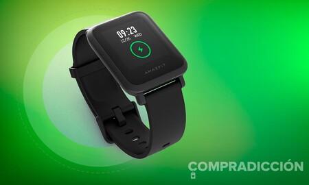 Estrenar reloj inteligente antes del Prime Day sólo te costará 34 euros: Amazfit Bip S Lite a precio mínimo en Amazon