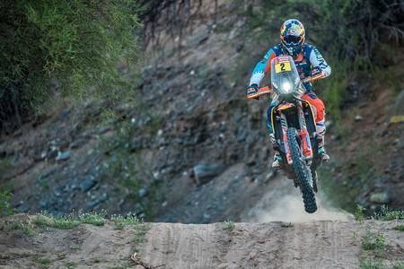 Matthias Walkner Dakar 2018