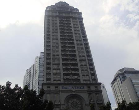 Yakarta (Indonesia): Da Vinci Tower