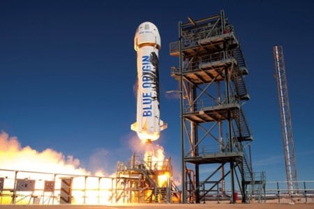 Blue Origin aterriza sus cohetes reutilizables por tercera vez y nos lo enseña en vídeo