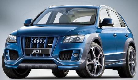Primer tuning para el Audi Q5: ABT Q5