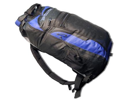 DryCase Waterproof Backpack, la mochila para nadar y guardar los gadgets
