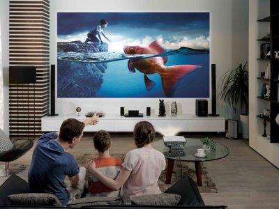 6 proyectores por menos de 2.500 euros con los que montarte un auténtico cine en casa