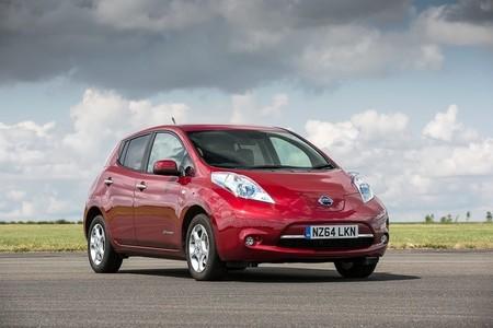 Nissan Leaf Ventas Inglaterra