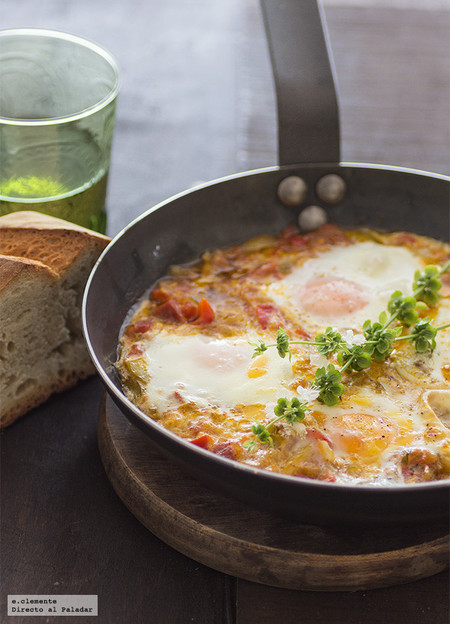 Huevos Plato