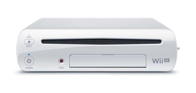 Especificaciones técnicas de Wii U