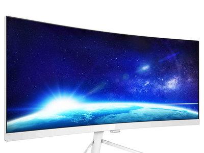 Philips se apunta a la tendencia de los monitores ultrapanorámicos con el Philips 349X7FJEW