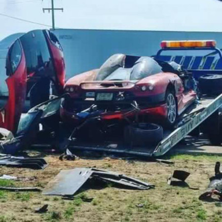 Koenigsegg Ccx 5
