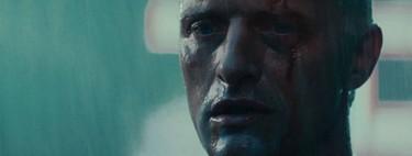 """""""Como lagrimas en la lluvia"""". Rutger Hauer cambió el legendario monólogo final de Roy Batty en 'Blade Runner'"""