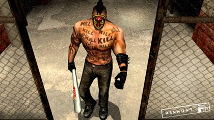 Take-Two suspende la distribución de Manhunt 2