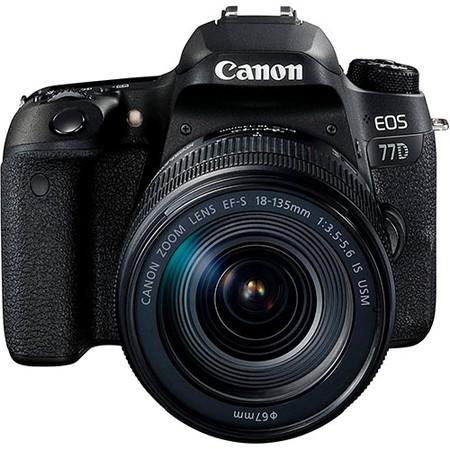 Canon Eos 77d Objetivo 3