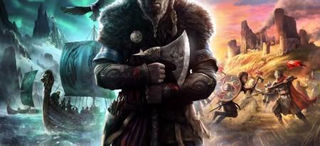 La ilustración de Assassin's Creed: Valhalla que llevó ocho horas se condensa en este timelapse de cuatro minutos