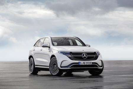 El Mercedes-Benz EQC sí llegará a México y lo hará el próximo año