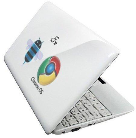Asus podría plantar cara a las tablets con netbooks de 200 dólares, con Chrome OS o Honeycomb