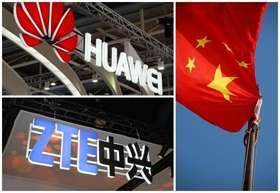 Huawei ZTE China
