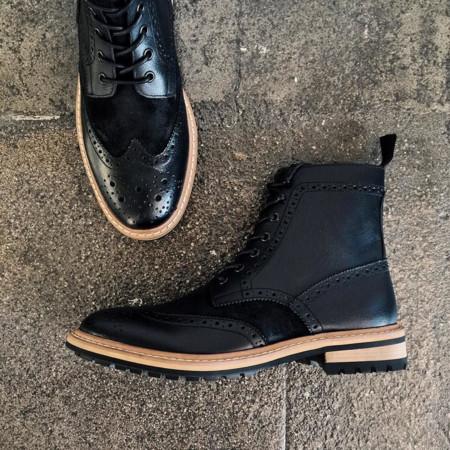 Pasos híbridos en invierno: calzado que fusiona dos modelos en uno son tendencia