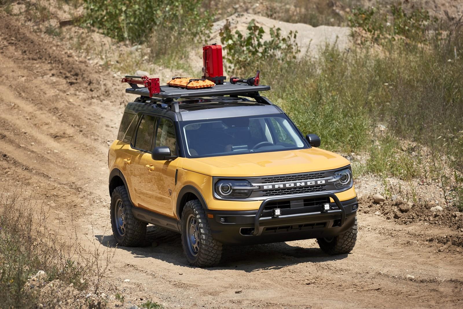 Foto de Ford Bronco 2020, preparaciones (21/24)
