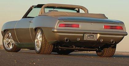 1969 Foose Camaro Convertible