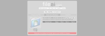 Fileai, transmisión de archivos entre usuarios via p2p a través de la web