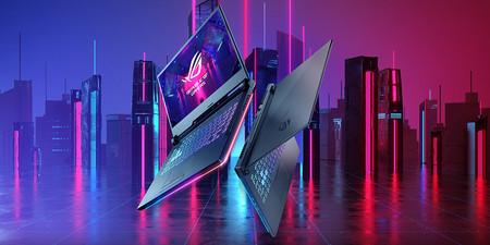 Portátil ASUS ROG Strix con i7 9750H, 8GB de RAM, SSD de 256GB y GTX1650 a precio mínimo en eBay: 799 euros