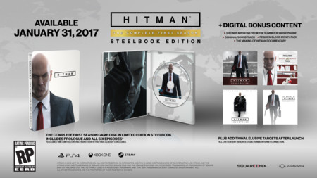 Hitman The Complete First Season 1