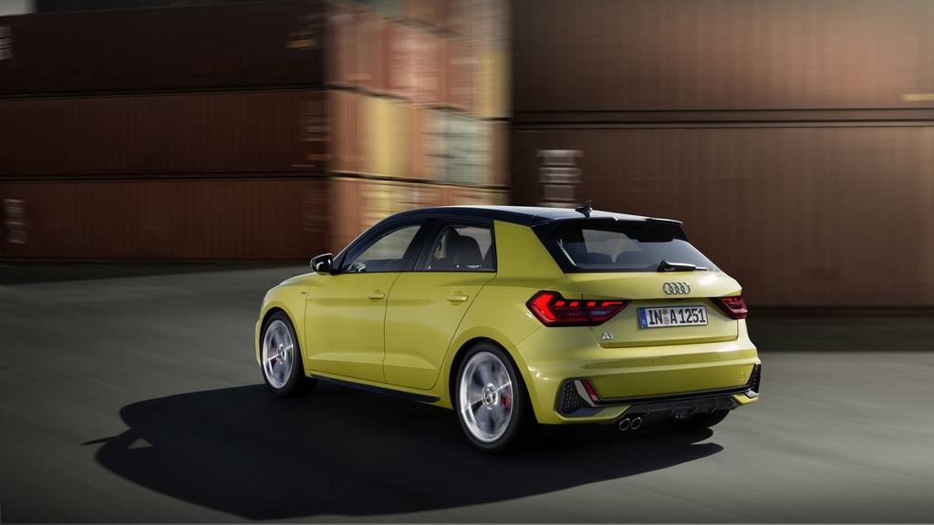 Audi A1 Sportback 2018 116