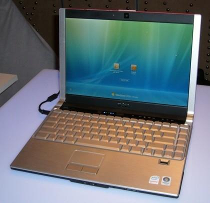 Dell XPS M1330 presentado oficialmente