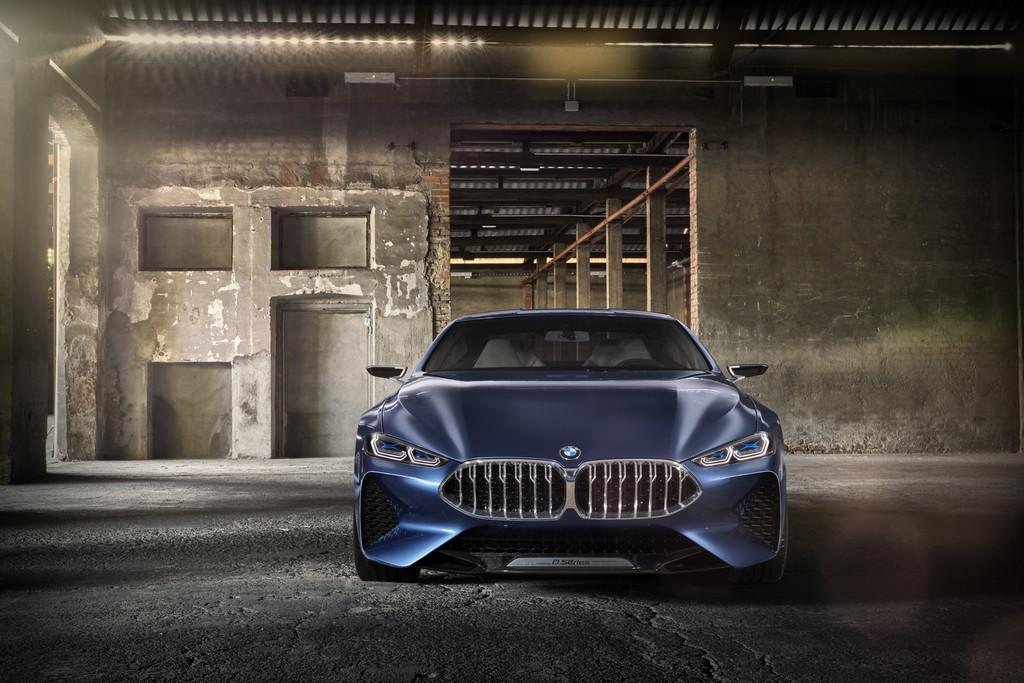 Bmw Serie 8 Concept 305