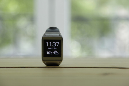 Sucesor del Galaxy Gear podría llegar con el Galaxy S5